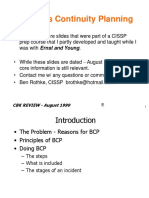 [eBook][Computer][Security][CISSP]Business Continuity Planning - BCP.ppt