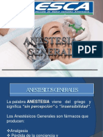 presentacion anestesicos
