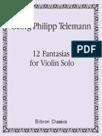 Violino - Telemann - 12 Fantasias jazz for Violin Solo.pdf