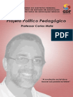 Projeto Político Pedagógico Da SEDF