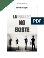 La Pobreza No Existe Jose Benegas
