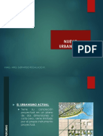 Master Plan Nuevo Urbanismo Clase 4