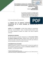 CASACIÓN N° 14419-2016-CUSCO. Trabajador permanente corresponde algunos derechos.pdf