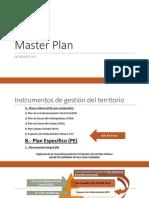 Master Plan Clase 2