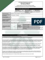 Reporte Proyecto Formativo - 544970 - Aconfimi - Apoyo Contable y Fi