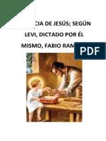 Infancia de Jesús-recopilación de Tres Autores. Parte 1