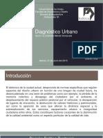 Diagnóstico Urbano