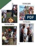 4 Culturas de Guatema