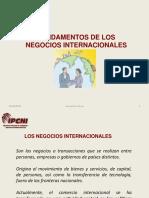 FUNDAMENTOS DE LOS NEGOCIOS INTERNACIONALES