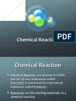 1 Intro to Chemical Reactions