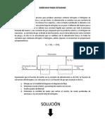 EJERCICIO DE QUIMICA INDUSTRIAL