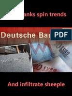 Deutsche Bank Economic Collapse