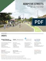 Adaptative Streets