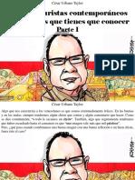 César Urbano Taylor - 10 caricaturistas contemporáneos venezolanos que tienes que conocer, Parte I