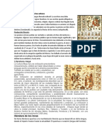 Literatura Precolombina Azteca