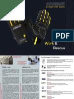 Katalog Arbeitshandschuhe Internet