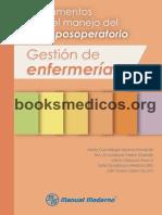 Fundamentos para el manejo del dolor posoperatorio. Gestión de efermería , ed. 1 - María Guadalupe Moreno Monsivais.pdf