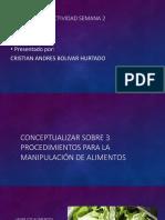Actividad 2 BPM ( Cristian Bolivar)