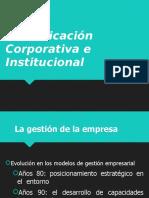 COMUNICACION  CORPORATIVA E INSTITUCIONAL 19.ppt