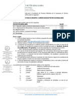Lineamientos Para La Acreditacion de Proyectos Modulares