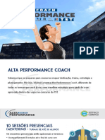 Alta Performance Coach Turma