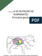 Aulas de Nutrição de Ruminantes Anatomia e Fisiologia Do Trato Gastritestinal 65