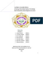 Laporan Analisis Jurnal Cover k.2