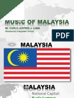 Music of Malaysia Music 8