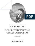 Collected Writing Obras Completas