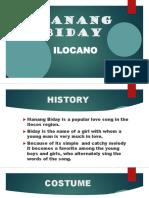 Manang Biday Dance literature PDF