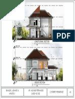 2 storey residence