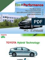 Toyota Hybrid (Toyota Prius)[1]