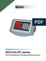XK315A1PC Manual