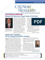 Respected Advocacy Expert Joins SCAI Staff