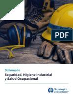 EC Seguridad e Higiene Industrial y Salud Ocupacional