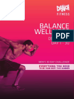 2018 Mens 30daybalance Challenge