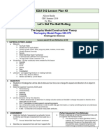edu 542 lesson plan 3