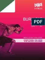 2018 Mens 30dayburnfat Challenge