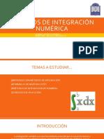 Metodos de Integración Numerica