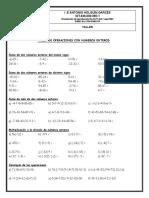 Taller Clei III Matematicas