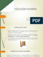 Interpolación Inversa-matias Saavera