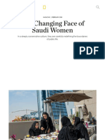 The Changing Face of Saudi Women -- National Geographic Magazine