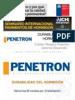 13-09-03_PAV_Seminario-Comercial_C01-Penetron-Durabilidad-del-Hormigón