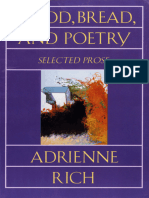 Rich, Adrienne - Blood bread and poetry. Selected prose 1979-1985 (1).epub