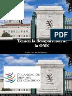 Carlos Luis Michel Fumero - Temen La Desaparición de LaOMC