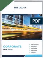 Iris Group # Corporate Brochure
