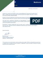 Comunicado - Disponibilidade Guardian Link2 22-07