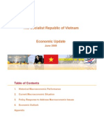 Vietnam - Economic Update (19 June 2008)