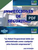 Inspecciones de Seguridad