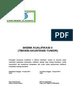 SKEMA KUALIFIKASI II TEKNISI AKUNTANSI YUNIOR.doc